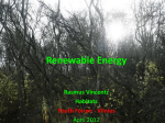 Renewable energy for who?