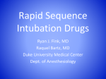 RSI Drugs Powerpoint - Sites@Duke