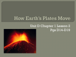 How Earth*s Plates Move