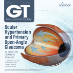 Ocular Hypertension and Primary Open-Angle