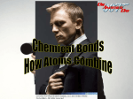 Chemical Bonding Notes for 2016