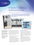 A Spotter`s Guide to Distribution Poles