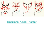 Traditional Asian Theater