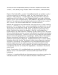 Assessing the impact of implementing pharmacy services in an