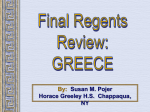 Classical Greece ppt