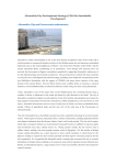 Alexandria City Development Strategy (CDS) for Sustainable