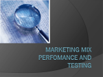Marketing mix perfor.. - SBTA | eLearning Portal