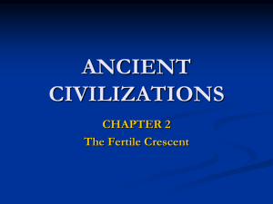 ANCIENT CIVILIZATIONS - Rochester Community Schools