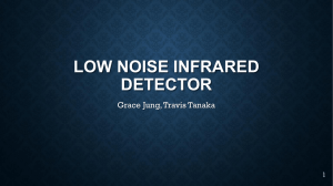 Low Noise Infrared Detector