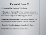 Terms for Review: Exam #3 (Powerpoint)