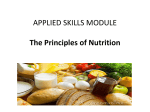 Food, fluids and nutrition-1