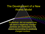 The Development of a New Atomic Model