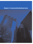 Chapter 4: Commercial/Institutional sector