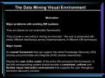 An Effective Visual Data Mining Environment