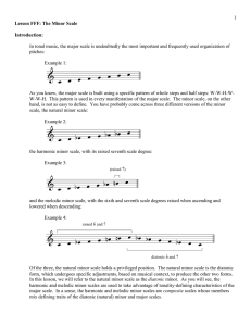 Lesson EEE: The Dominant Seventh Chord