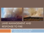 Wildland Fire Effects and Management