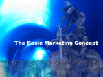 Lesson 4.1 - Slides-Basic Marketing Concept