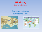 World Civilizations Chapter 10 Section 1