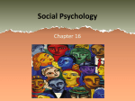 Social Psychology - Aurora City Schools