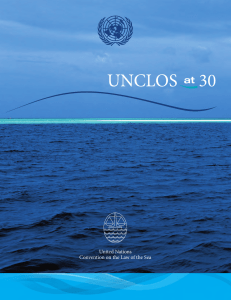 UNCLOS at 30 - the United Nations