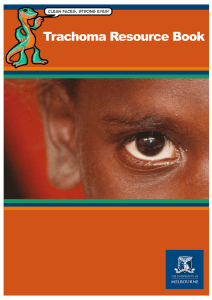 Indigenous Eye Health - University of Melbourne School of