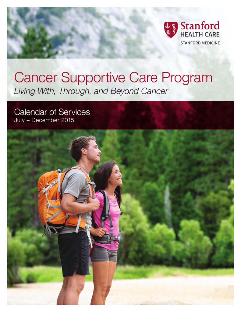 Cancer Supportive Care Program