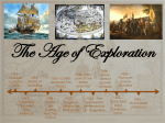 The Age of Exploration - Hackettstown School District