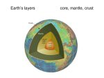 earth`s layers - Net Start Class