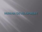 Human Development - instructionalsystemsdesign