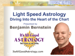 Light Speed Astrology - ItsAllGoodAstrology.com