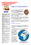 Age of Exploration - 6th Grade Social Studies