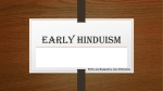 Early Hinduism - Leon County Schools