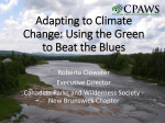 Biodiversity, Climate Change, and Land Use Planning