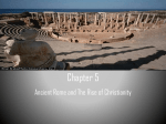 Chapter 5 - Mr. Wilson`s Global History