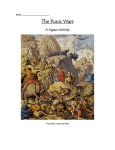The Punic Wars A Jigsaw Activity