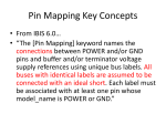 Pin Mapping Key Concepts