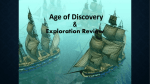 Discovery and Exploration Review