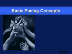 Basic Pacing Concepts