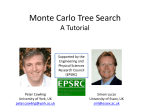 Monte Carlo Search