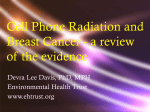 Cell Phone Radiation and Breast Cancer