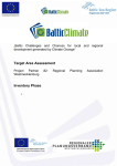 """Baltic Challenges and Chances for local and regional development"