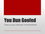You Dun Goofed - mrgrennesworldhistorywebsite