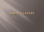Earth*s Layers - Madison County Schools