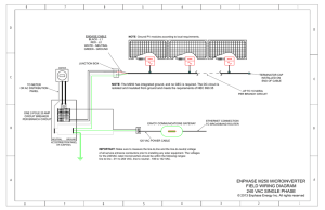 enphase m250 microinverter field wiring diagram 240 vac single