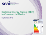 Building Energy Rating (BER) in Commercial Media