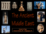 Ancient Middle East 7 -