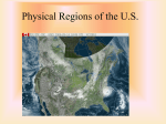 Physical Regions Notes
