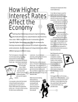 How Higher Interest Rates Affect the Economy