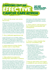 cancER Care REVIEw