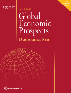 Global Economic Prospects June 2016